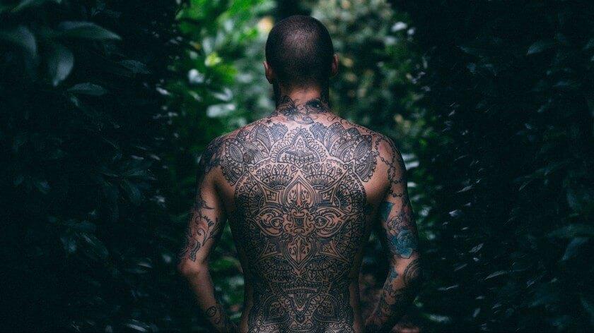 getting inked top 12 cool tattoo stylesPolynesian Tattoo Body Diagram #6